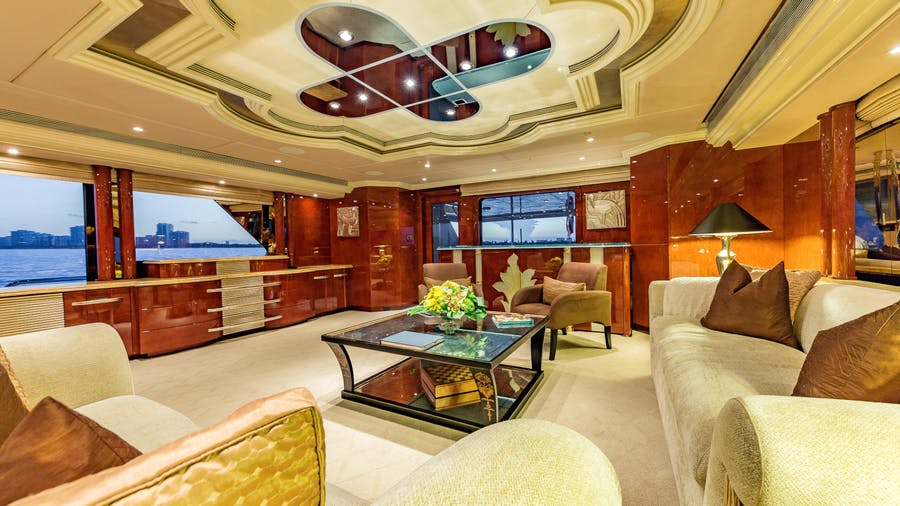 Features for I LOVE THIS BOAT Private Luxury Yacht For charter