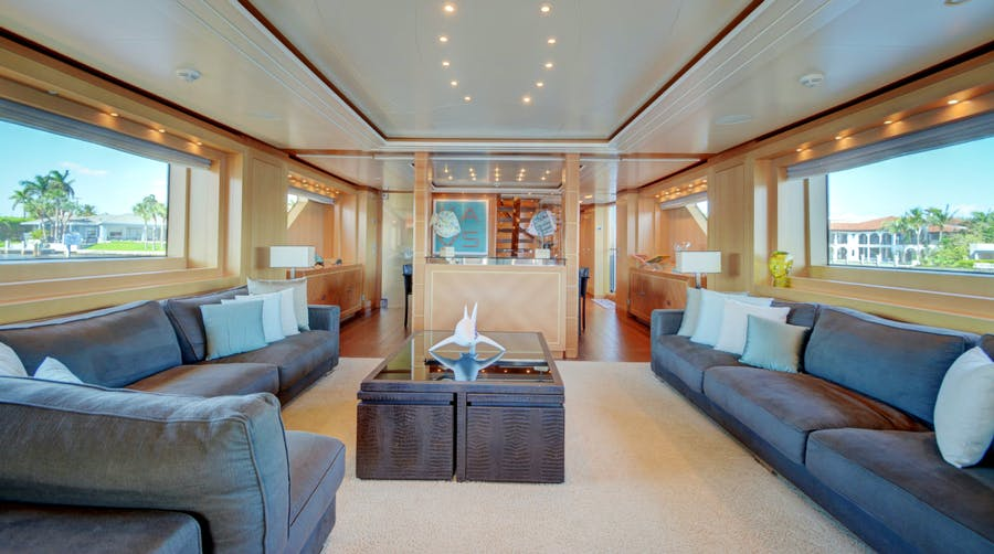 Tendar & Toys for KAOS Private Luxury Yacht For charter
