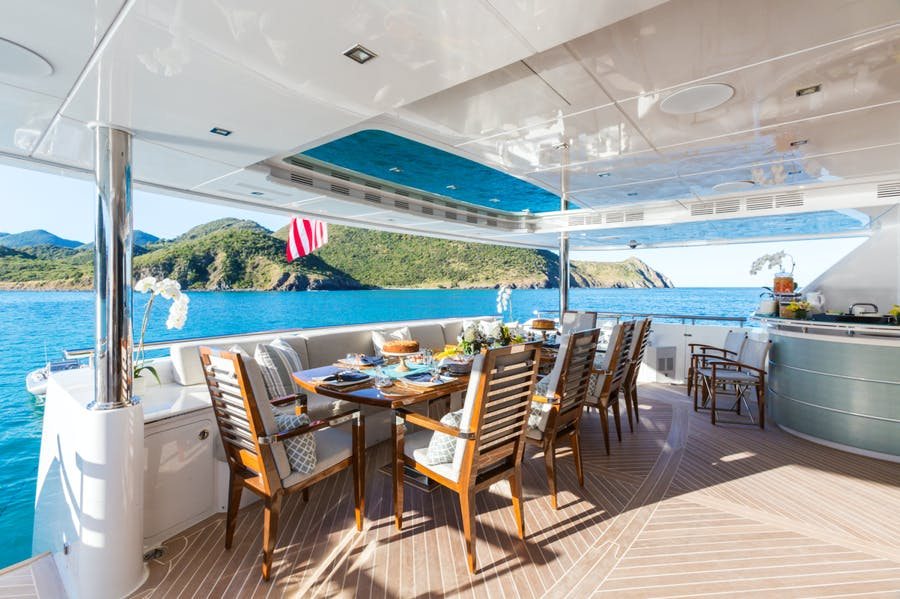 Tendar & Toys for KING BABY Private Luxury Yacht For charter