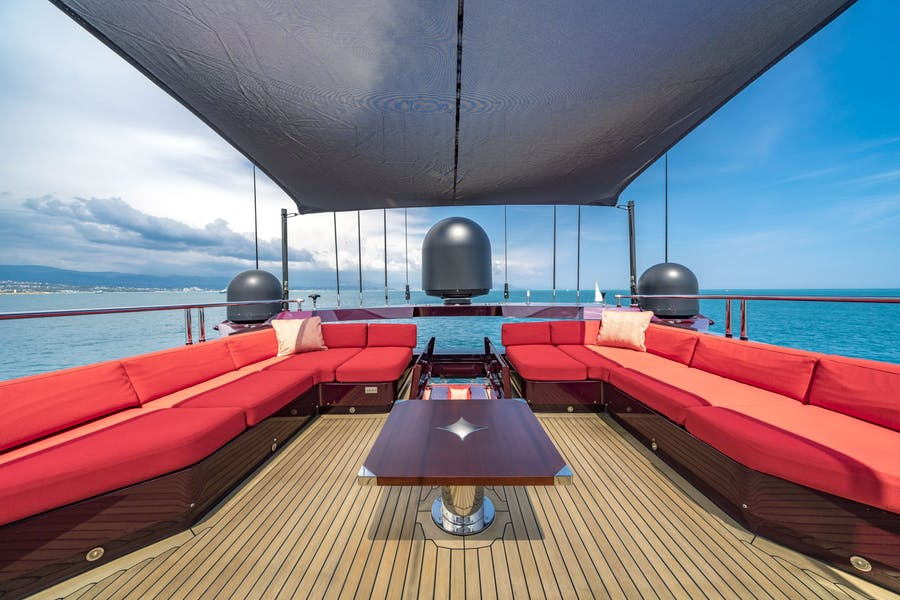 Tendar & Toys for KJOS Private Luxury Yacht For charter