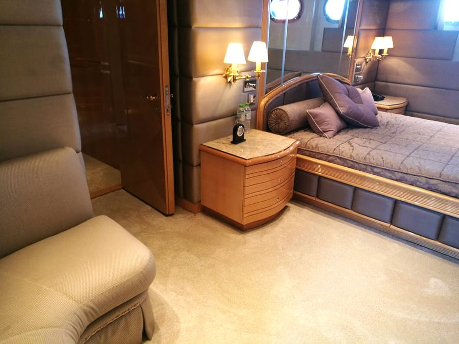 Tendar & Toys for LADY AZUL Private Luxury Yacht For charter