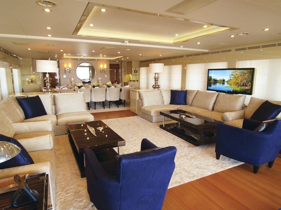 Tendar & Toys for LADY DEE Private Luxury Yacht For charter