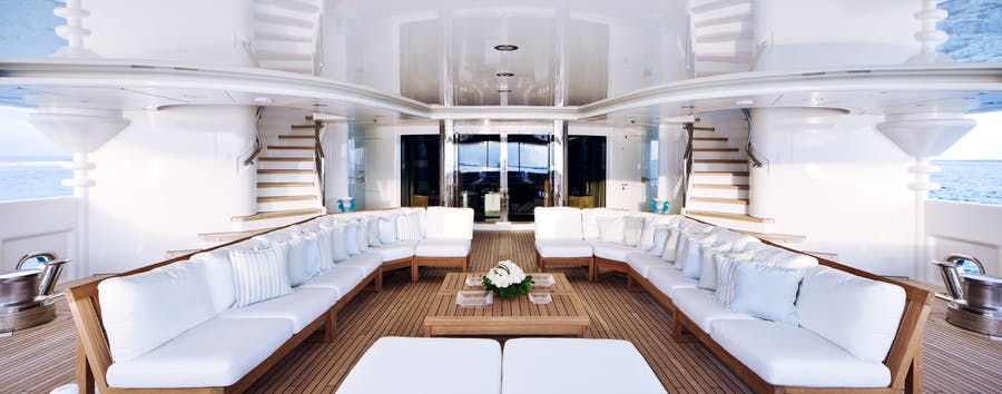 Tendar & Toys for LADY S Private Luxury Yacht For charter