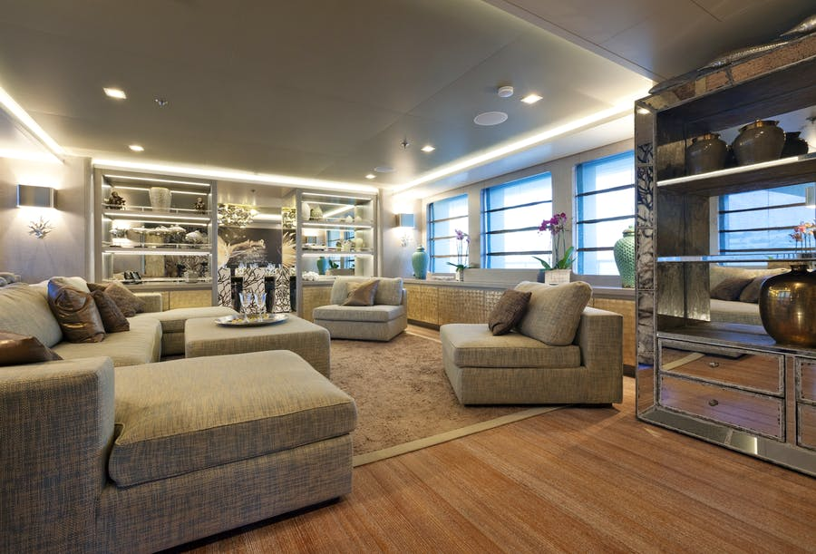 Tendar & Toys for LIBERTY Private Luxury Yacht For charter