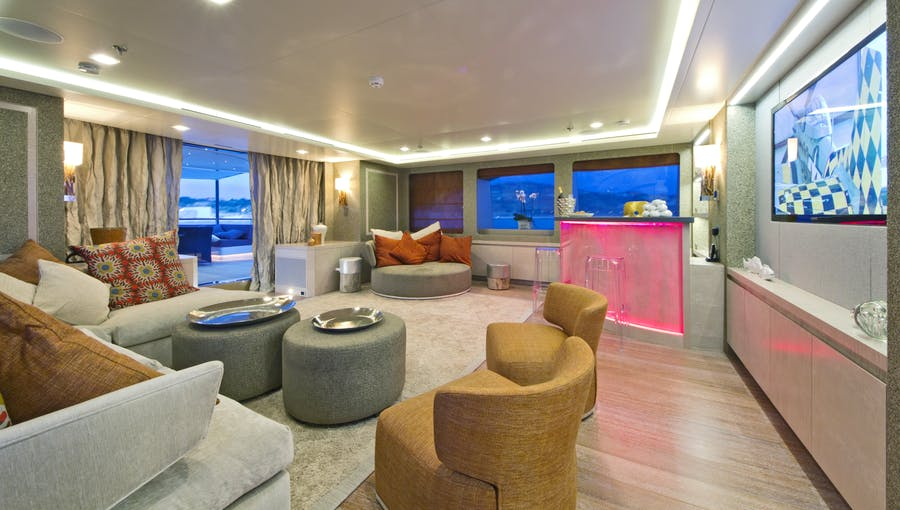 Features for LIBERTY Private Luxury Yacht For charter