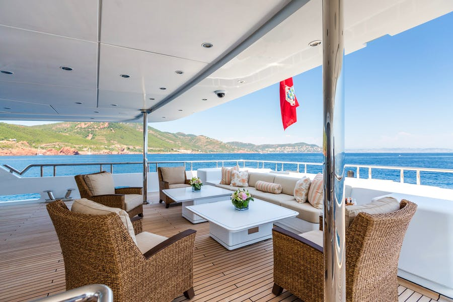 Tendar & Toys for LUCKY LADY Private Luxury Yacht For charter
