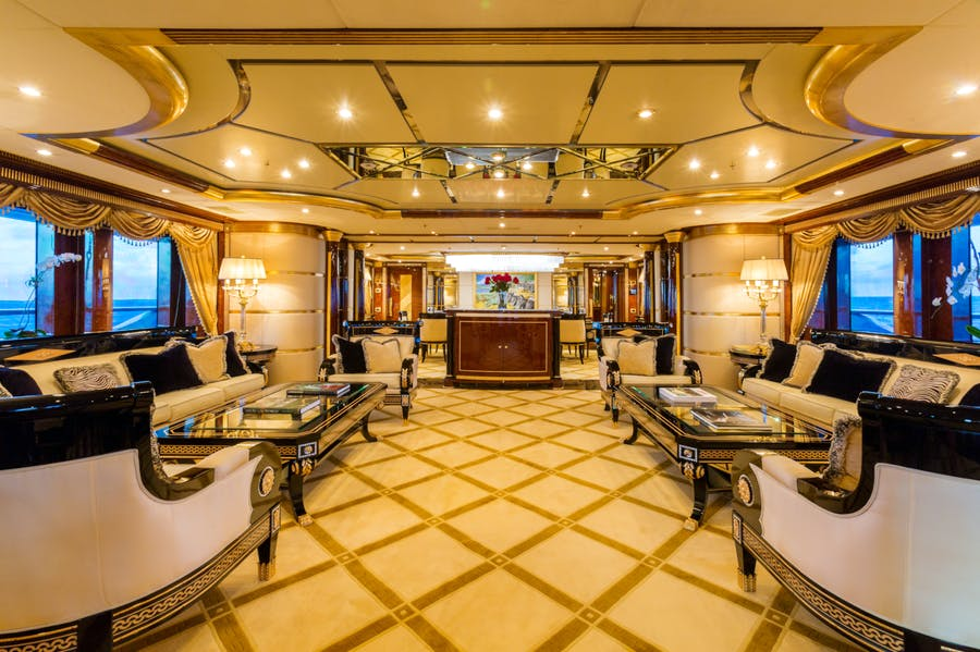Features for LUMIERE II Private Luxury Yacht For charter