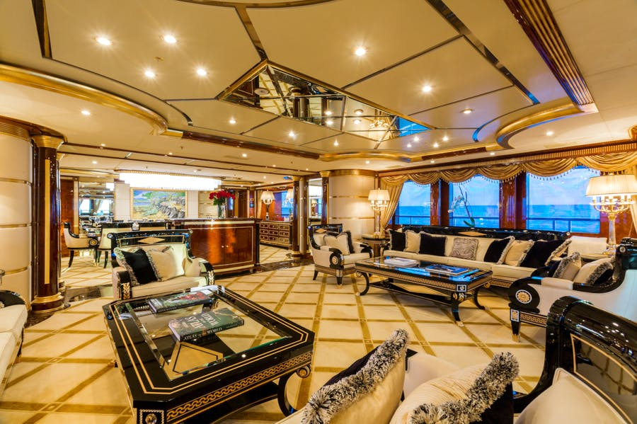 Tendar & Toys for LUMIERE Private Luxury Yacht For charter