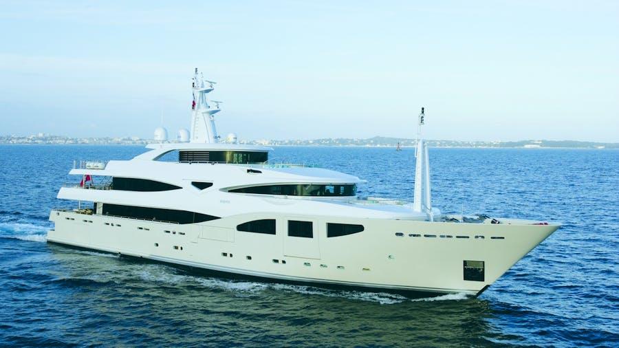 MARAYA Yacht
