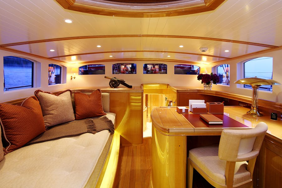 Tendar & Toys for MARIE Private Luxury Yacht For charter