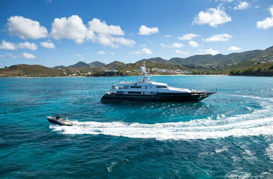 Seasonal Rates for MARIU Private Luxury Yacht For Charter