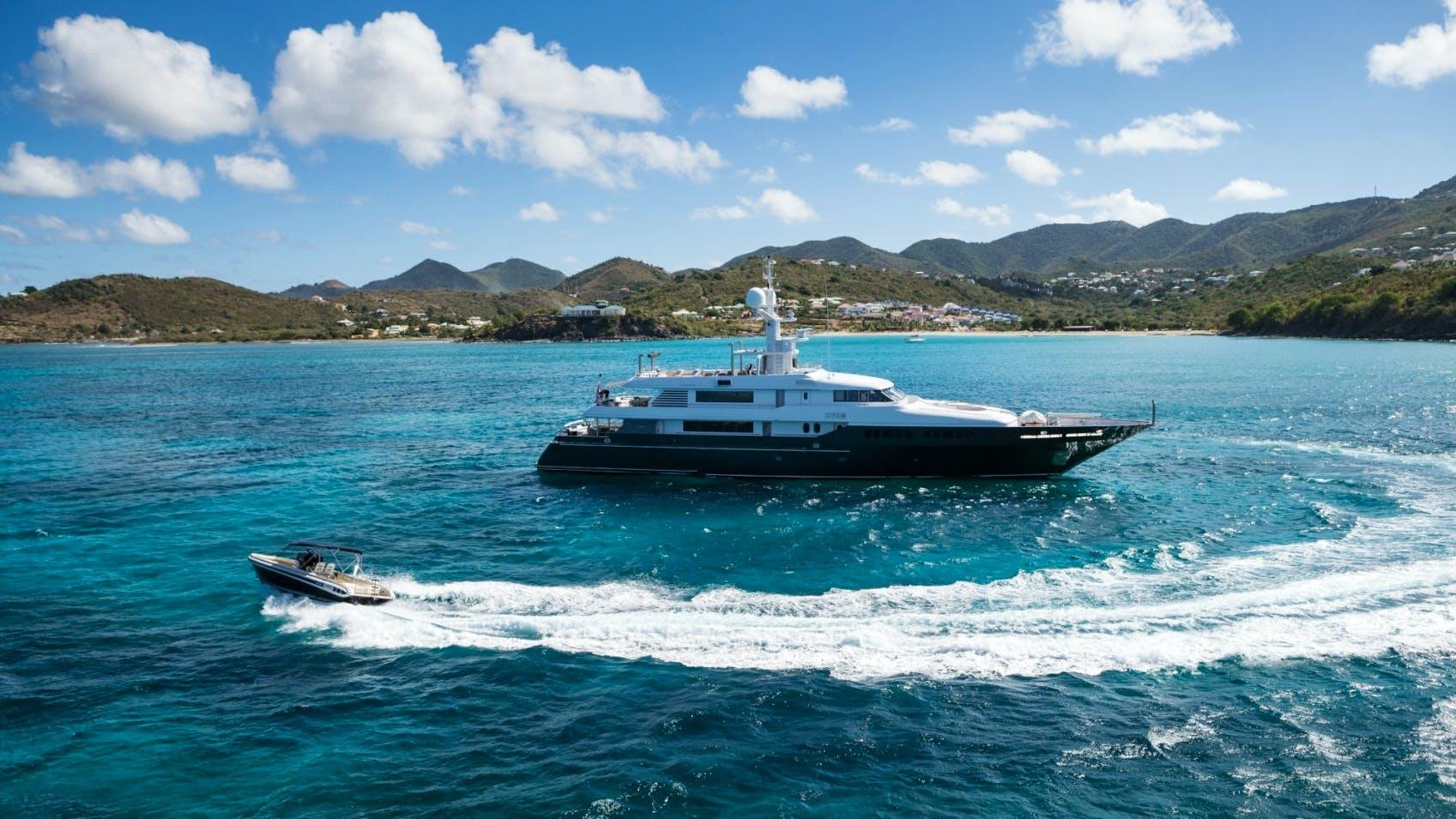 MARIU Yacht