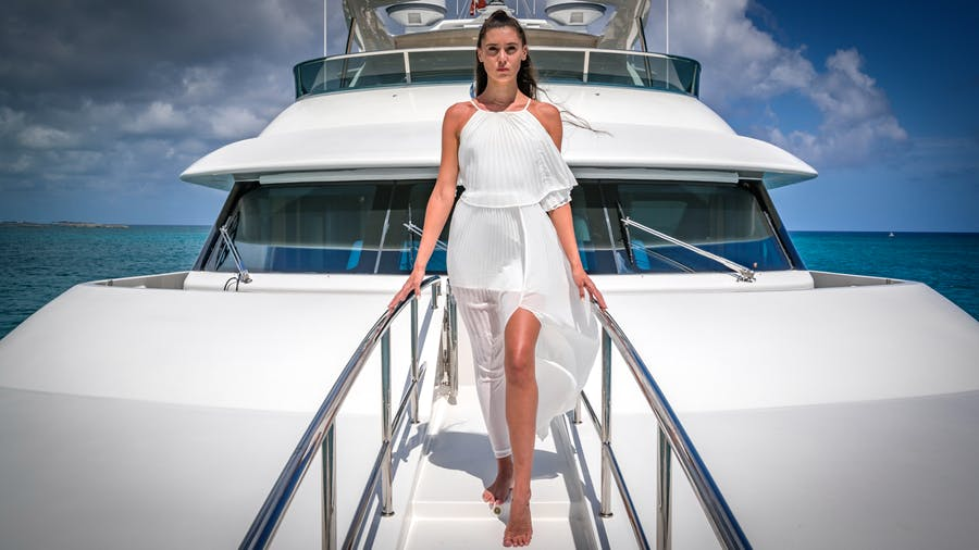 Features for NAMASTE Private Luxury Yacht For charter