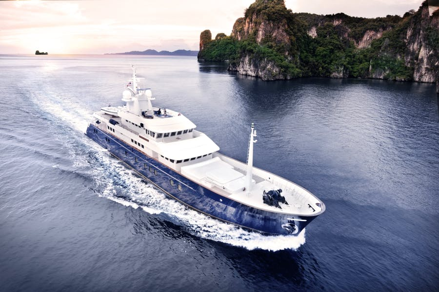 Seasonal Rates for Northern Sun Private Luxury Yacht For Charter