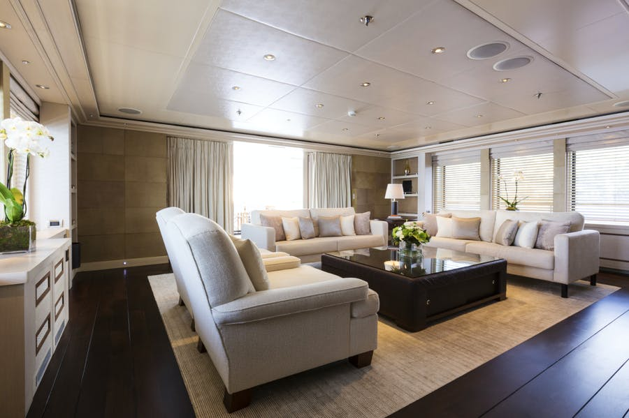 Features for ODESSA Private Luxury Yacht For charter