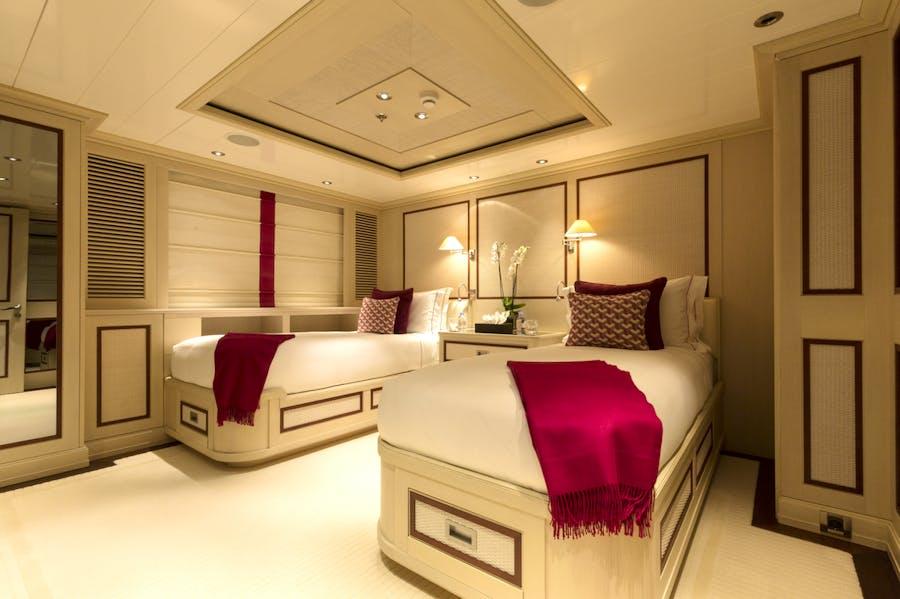 Tendar & Toys for ODESSA Private Luxury Yacht For charter