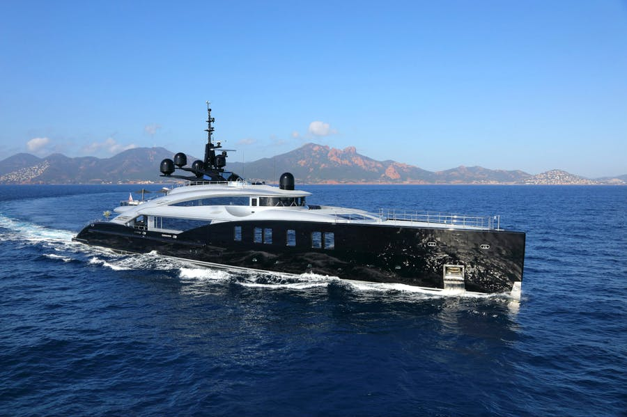Seasonal Rates for OKTO Private Luxury Yacht For Charter