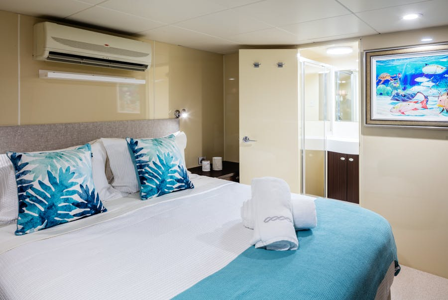 Tendar & Toys for PACIFIC QUEST Private Luxury Yacht For charter