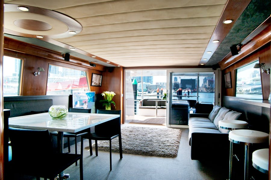 Tendar & Toys for PEARL Private Luxury Yacht For charter