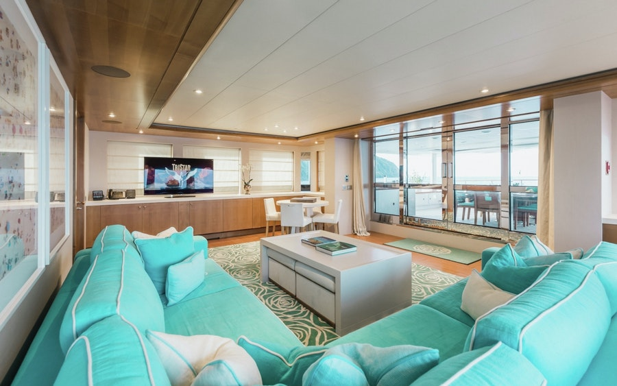 Tendar & Toys for RAMBLE ON ROSE Private Luxury Yacht For charter