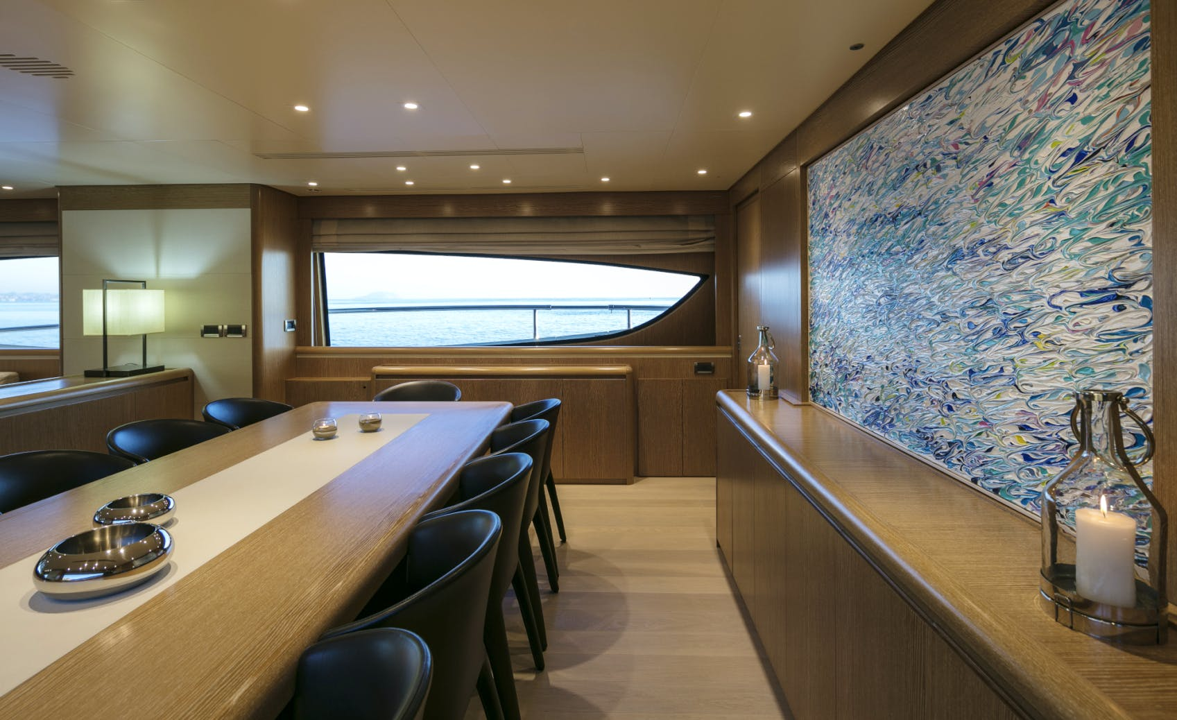 Seasonal Rates for RINI V Private Luxury Yacht For Charter