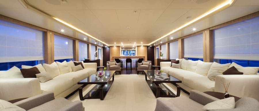 Features for Rola Private Luxury Yacht For charter