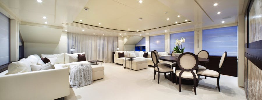 Tendar & Toys for Rola Private Luxury Yacht For charter