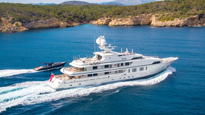 ROMA Yacht