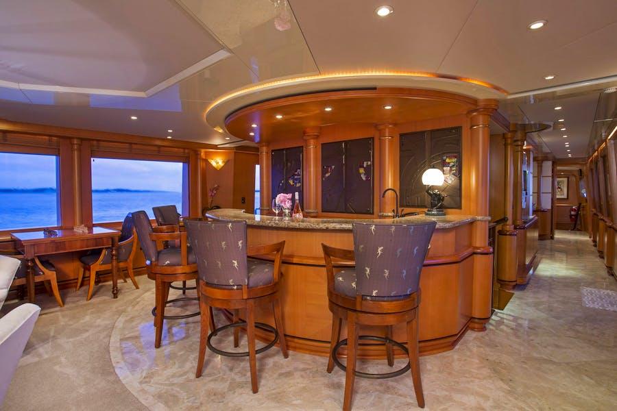 Tendar & Toys for SAVANNAH Private Luxury Yacht For charter