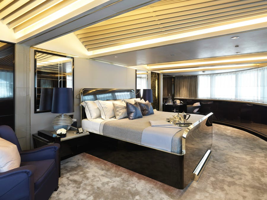 Tendar & Toys for SEALYON Private Luxury Yacht For charter