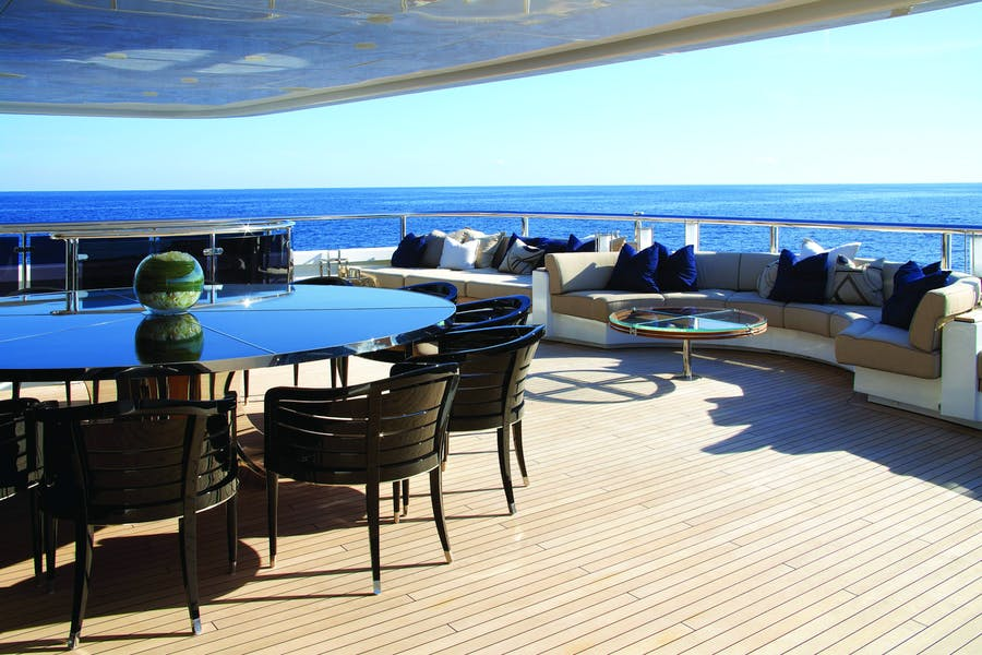 Features for SEALYON Private Luxury Yacht For charter