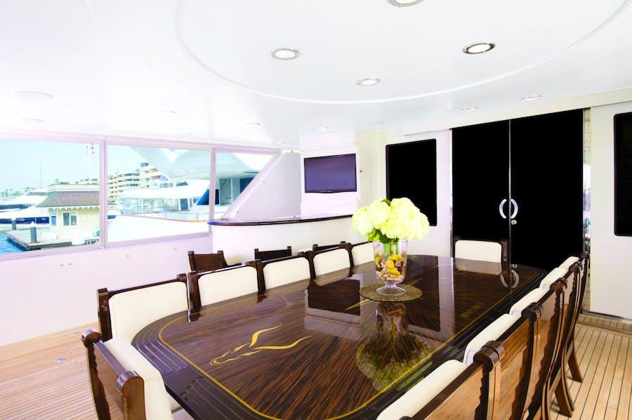 Tendar & Toys for SERENGETI Private Luxury Yacht For charter