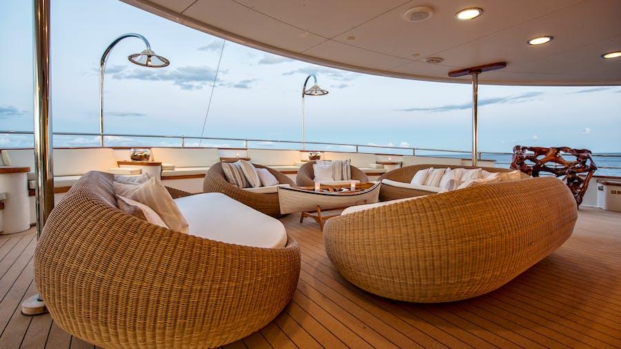 Tendar & Toys for SHERAKHAN Private Luxury Yacht For charter
