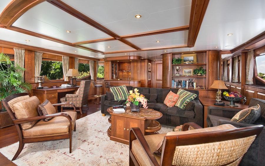 Tendar & Toys for SIETE Private Luxury Yacht For charter