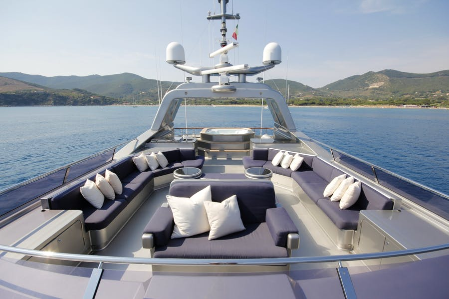 Tendar & Toys for SILVER DREAM Private Luxury Yacht For charter