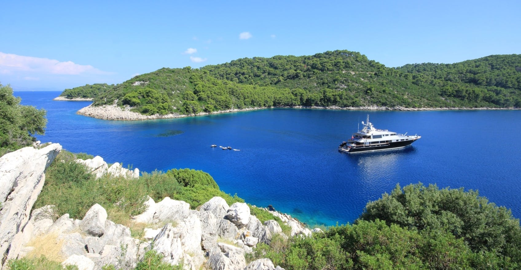 Seasonal Rates for SILVER DREAM Private Luxury Yacht For Charter