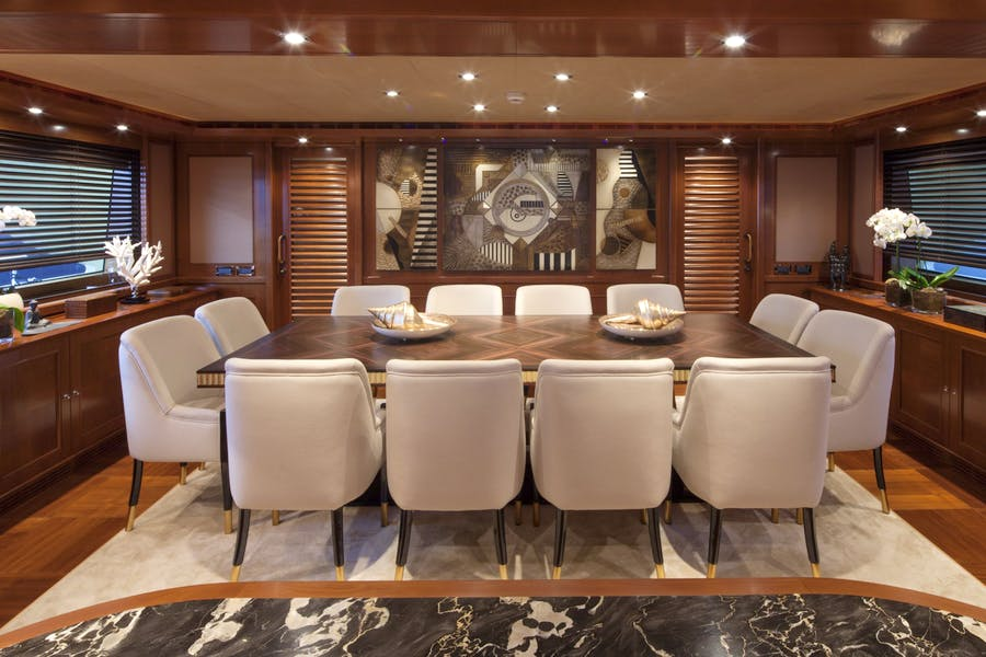Tendar & Toys for SOFICO Private Luxury Yacht For charter