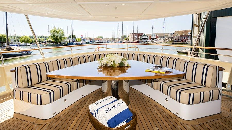 SOPRANO Yacht