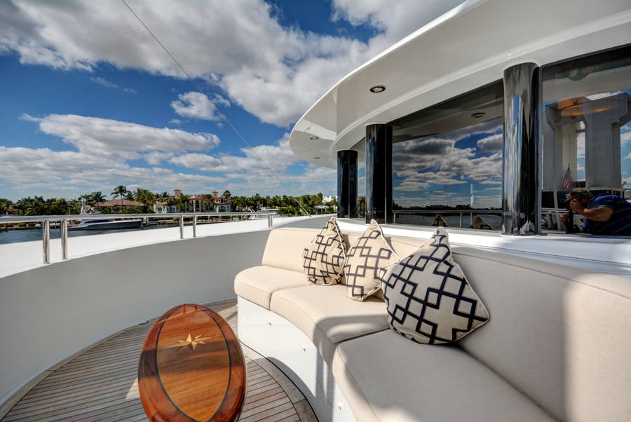 Tendar & Toys for SOVEREIGN Private Luxury Yacht For charter