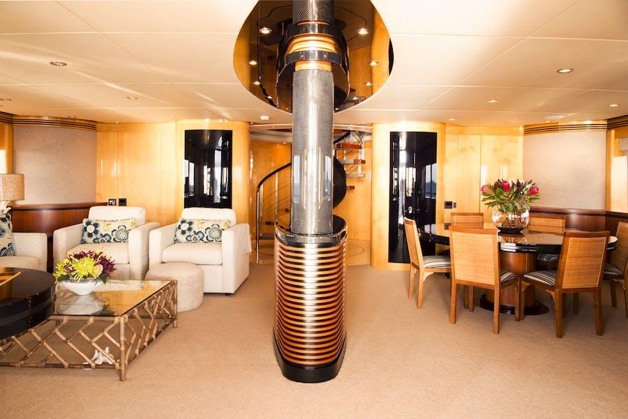 Tendar & Toys for SPIRIT Private Luxury Yacht For charter