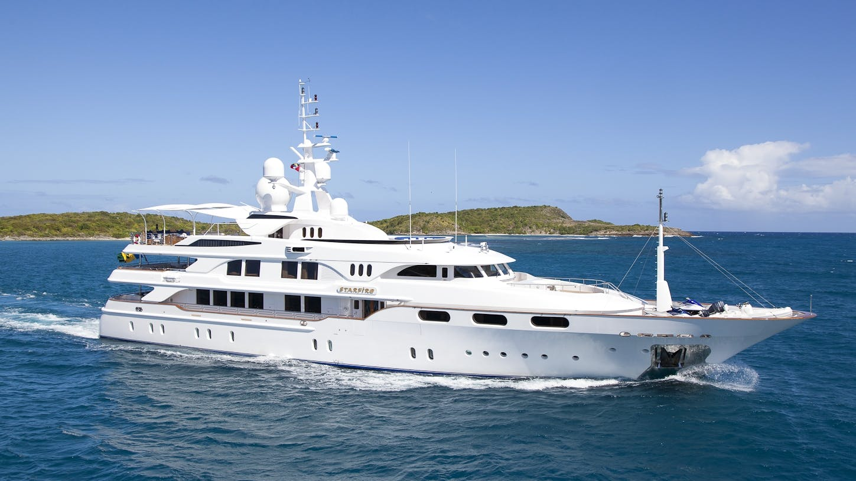Starfire Yacht