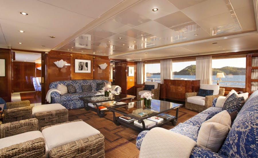 Tendar & Toys for Starfire Private Luxury Yacht For charter