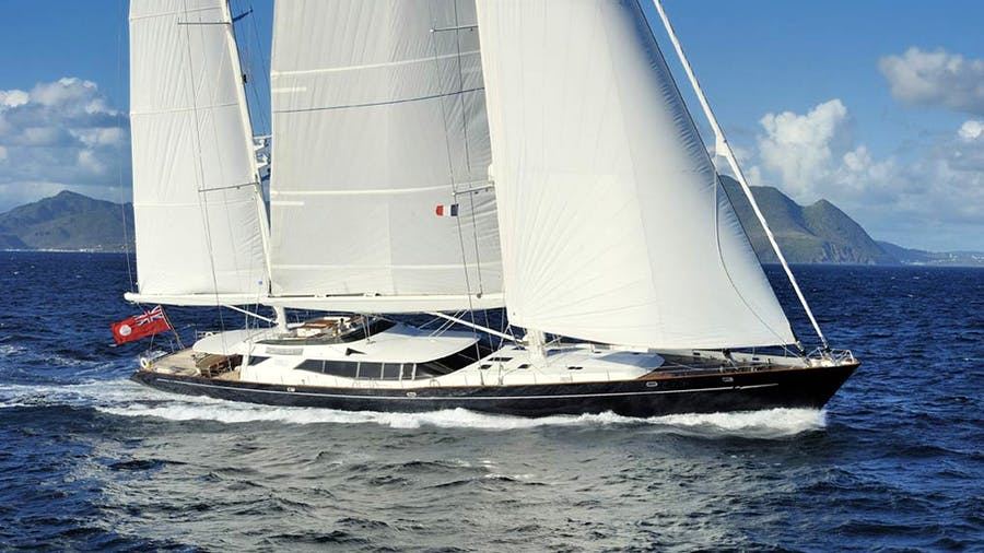 DRUMBEAT Yacht