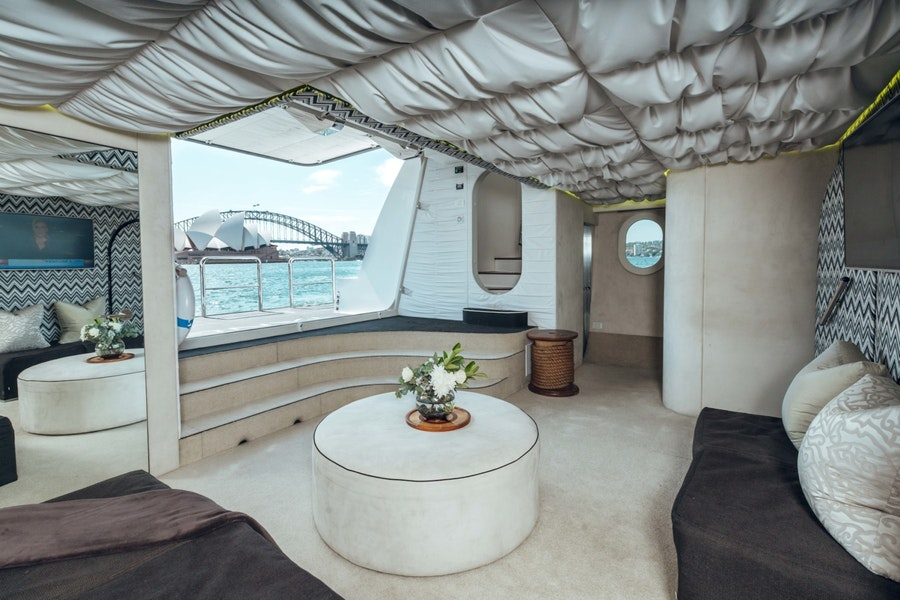 Tendar & Toys for TANGO Private Luxury Yacht For charter