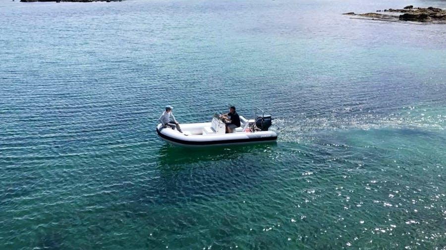 TEMPLAR Yacht