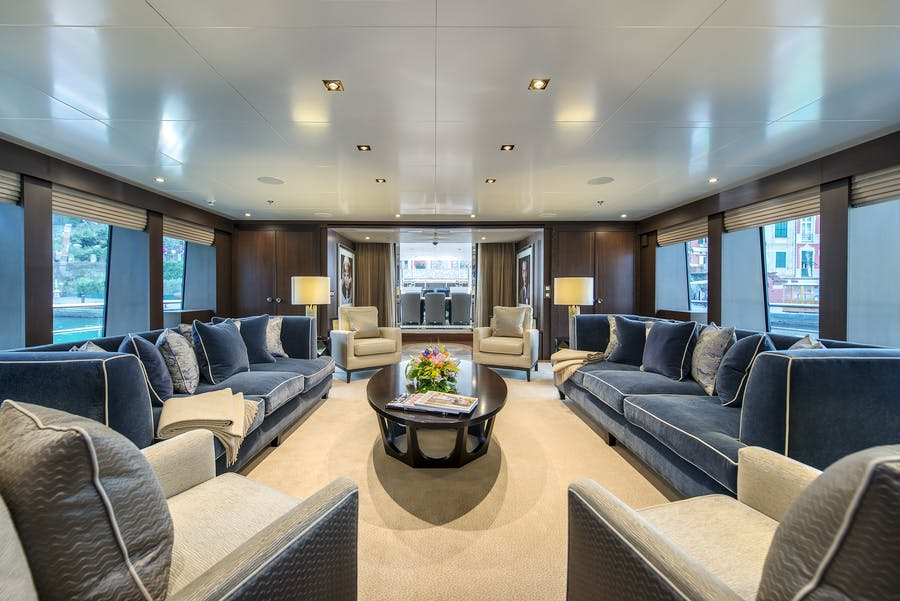Tendar & Toys for THE WELLESLEY Private Luxury Yacht For charter