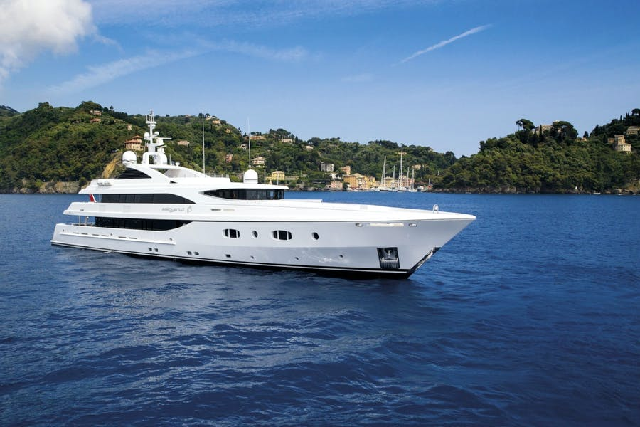 Seasonal Rates for TURQUOISE Private Luxury Yacht For Charter