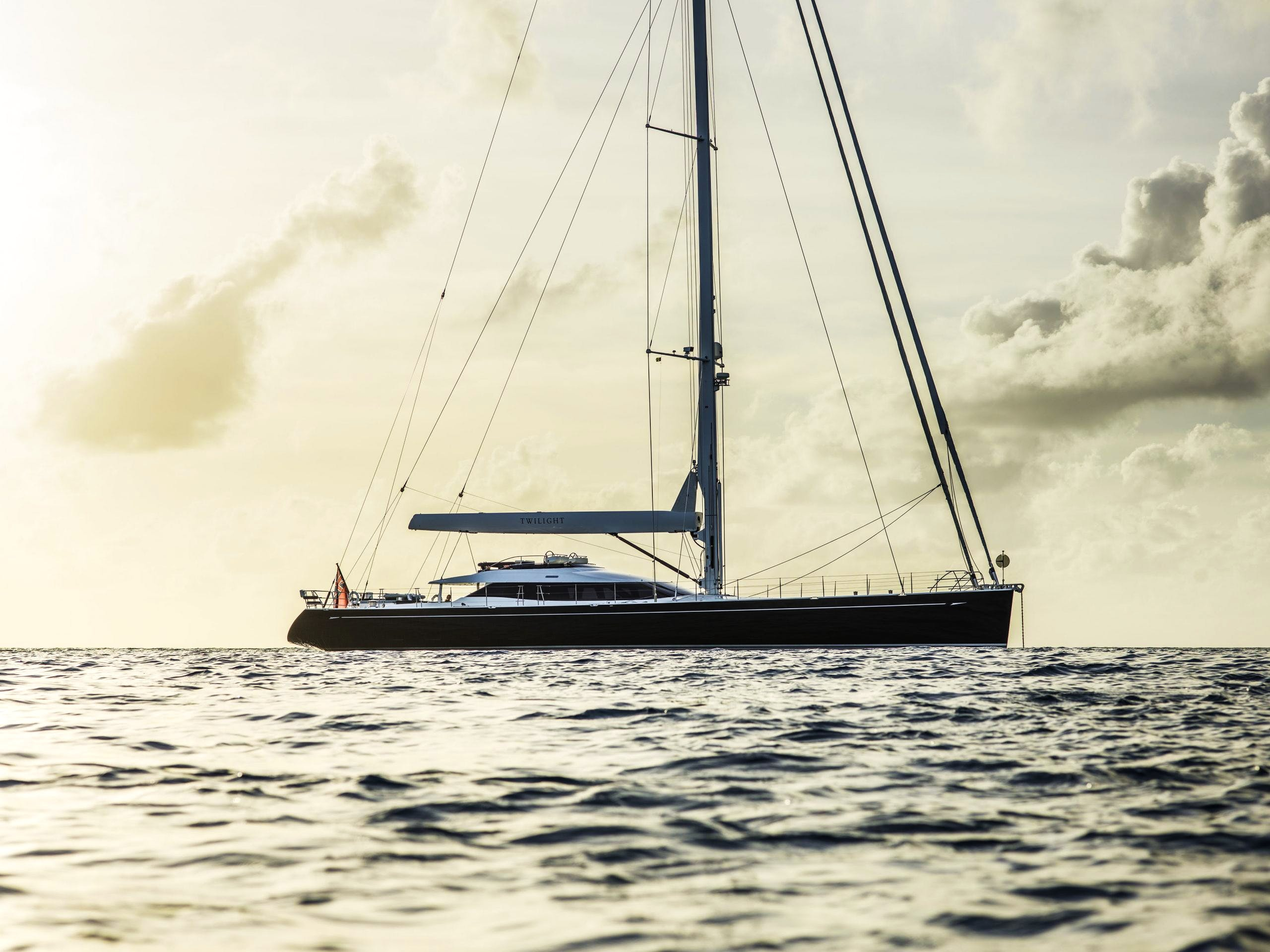 Seasonal Rates for TWILIGHT Private Luxury Yacht For Charter