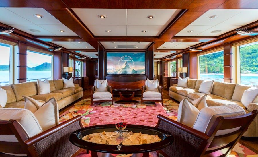 Tendar & Toys for USHER Private Luxury Yacht For charter