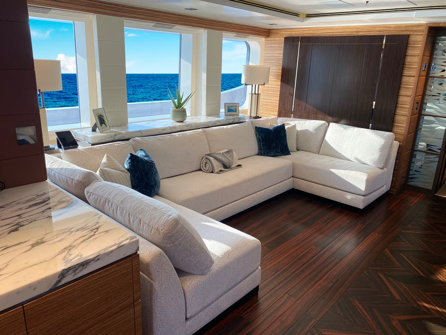 Features for W Private Luxury Yacht For charter